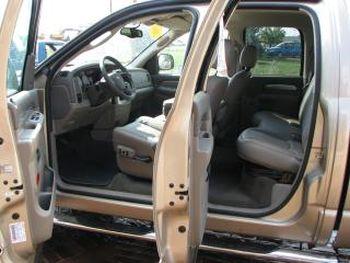 2004 Doge Ram 1500 SLT 4×4