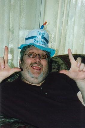 Grandpa's Funny Hat
