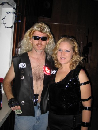 DOG THE BOUNTY HUNTER and Beth