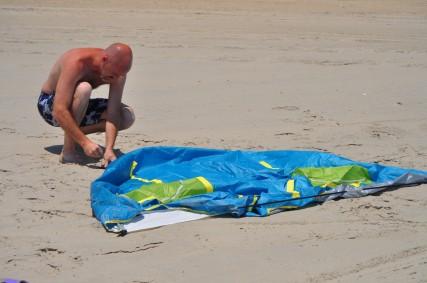 Jared At The Beach